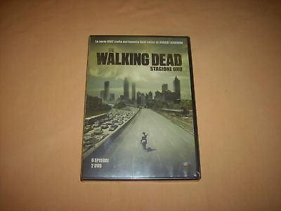 ( Dvd ) The Walking Dead : Stagione Uno. Nuovo Incellophanato