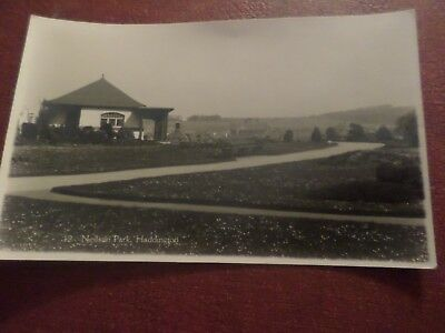 Postcard Neilson Park Haddington East Lothian