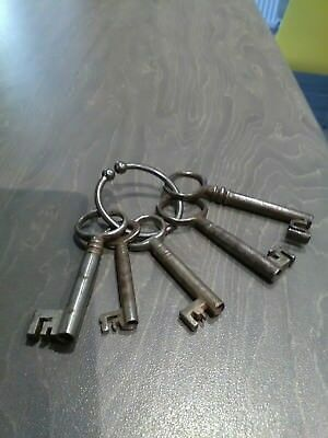Antique Keys -