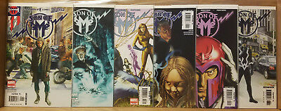 Son of M #1-6 COMPLETE SET (2006) - NM