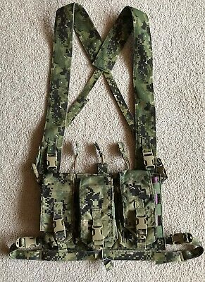Eagle Ind. AOR2 Low Profile Special Purpose Chest Rig V.2 NSW SEAL DEVGRU SOF