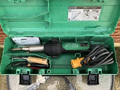 Leister Hot Air Gun 110v