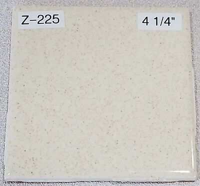 VINTAGE CERAMIC WALL Tile White Gold Speckle Reclaimed Glossy - 4x4 white tile with gold specks