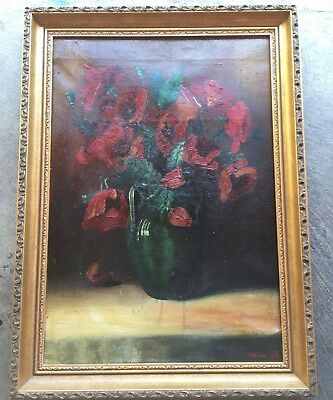 Oil Painting Signed