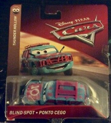 DISNEY PIXAR CARS 3 2017 BLIND SPOT - All Offers Considered