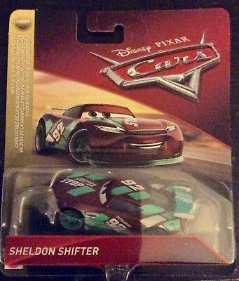 Disney Pixar Cars 3 Sheldon Shifter - All Offers Considered