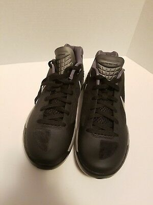 hot sales f3f34 8c93a Nike Zoom Volley Hyperspike Womens Size 11.5 Volleyball Shoes Black  585763-001