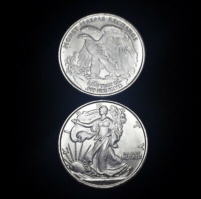 (25) 1/10oz 999 Fine Silver Eagle tenth oz rounds Collectable Fractional Silver