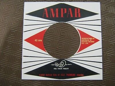 Record Sleeve Reproduction - Ampar