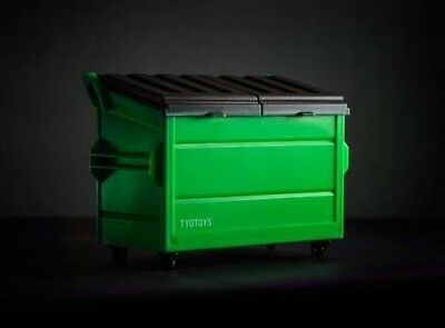 Desktop Dumpster - Green Version