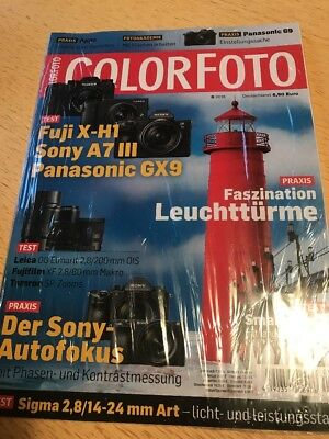 Colorfoto Heft 05/2018