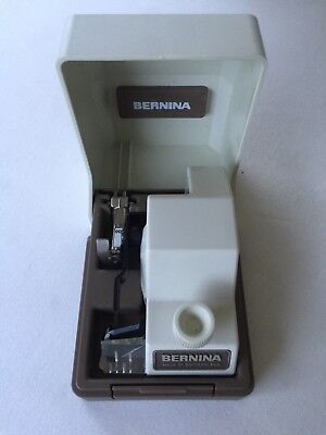 Bernina Cut and Sew  no. 80 with Foot nr. 90