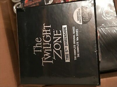Twilight Zone: The 5th Dimension (Complete Series Limited Edition Box Set) (DVD)