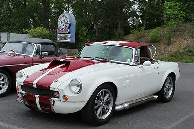 1974 MG MGB  1974 MGB V8 Roadster