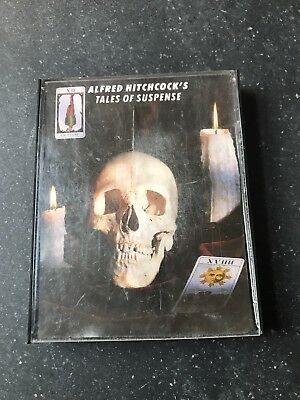 Alfred Hitchcocks Tales Of Suspense cassette tape