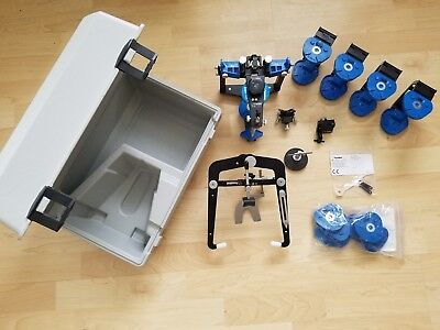 Panadent PSH Articulator and Pana-Mount Facebow System Great Condition!