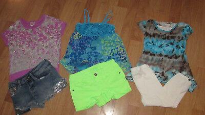 Lot Justice Outfits Size 7 Euc Cute !!