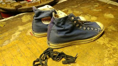Vintage Converse coach basketball sneakers NOS mens 11 dead stock