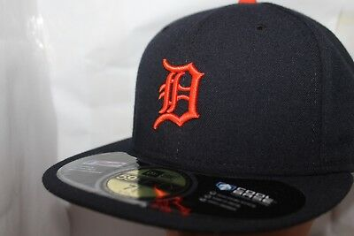 DETROIT TIGERS NEW Era MLB Authentic Collection 59fifty 34f300b8a55