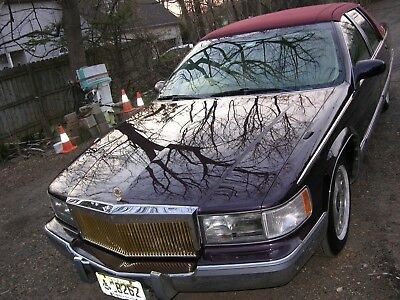 1995 Cadillac Brougham FLEETWOOD 1995 CADILLAC FLEETWOOD BROUGHAM OUTSTANDING CONDITION