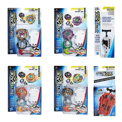 Beyblade Burst EVOLUTION Switch Strike + Launcher, Spinning Top or Launcher NEW