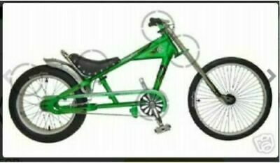 NEW 2019 FAST FURIOUS 50 80 CC GAS MOTOR MOTORIZED BIKE BICYCLE SCOOTER MOPED