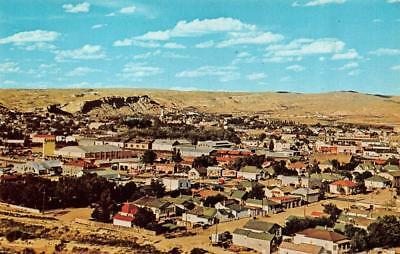 JACKSON, WY WYOMING BIRD'S EYE CITY VIEW Homes & Businesses