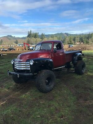 1953 Chevrolet Other Pickups  1953 Chevy Truck