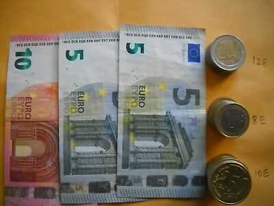 Currency 50 euros face value travel money foreign exchange