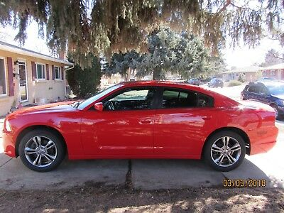 2014 Dodge Charger SXT All-Wheel Drive (AWD)