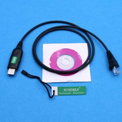 USB Programming Program Cable Lead Cord Motorola Radio GM950 GM950E GM1280