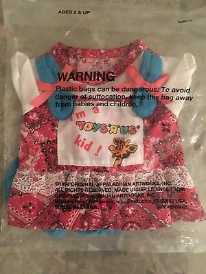 Toys R Us Small Doll Dress