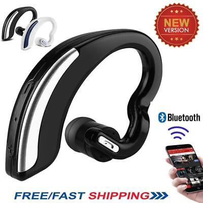 Universal Bluetooth Wireless Stereo Headset Sports Earphone Ear Hook Headphone