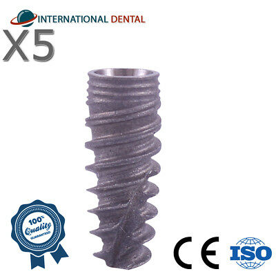 5 Conical Implant (RP) For Nobel Biocare Active Hex, Dental Implants