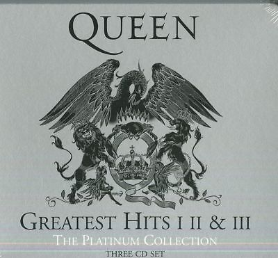 Queen - Platinum Collection - Box 3 Cd Nuovo Sigillato