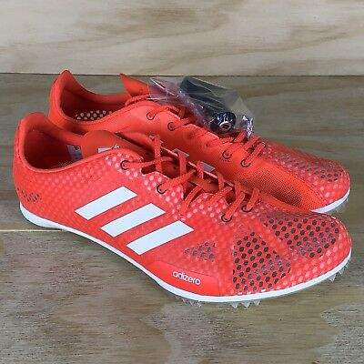 new concept 49c50 8fc26 Adidas Adizero Ambition 4 Track And Field Running Cleats Spike BB5774 Multi  Size