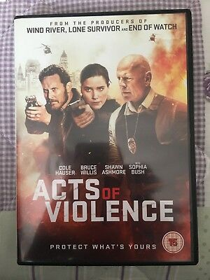 Acts Of Violence Dvd