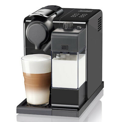 NEW DeLonghi Nespresso Lattissima Touch Coffee Machine Black