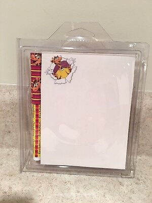 Toys R Us Notepad/with Pen Rare