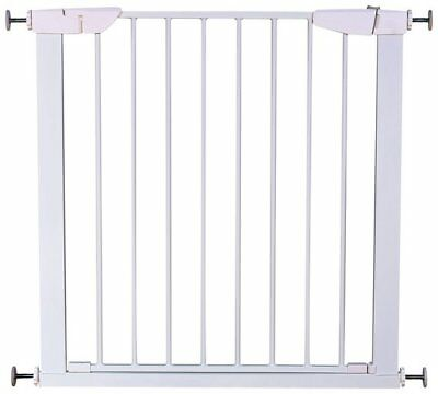 Cuggl Extra Wide Hallway Safety Gate with Extensions - Express Delivery