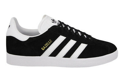 meet f4edd 7ad23 Adidas Sneakers Gazelle Nero-Bianco Bb5476