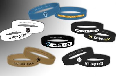 Watch Dogs Armband Blind Pack