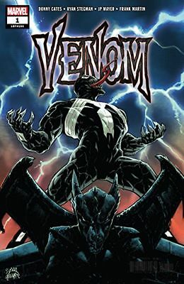 Venom #1 Donny Cates Stegman Cover Marvel Comic Nm Hot! (2018)