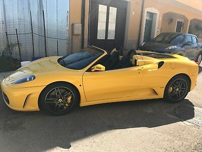 Ferrari F 430 F1 Spider Giallo Modena 8V 4.300 c.c. 510 cv Single Owner 2005