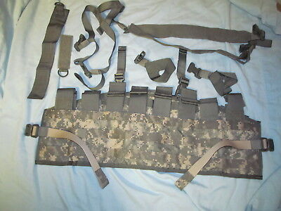 Usgi Molle Tactical Assault Panel - Tap - Acu