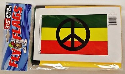 1 Legalize It Cannabis Multi Colored Indoor or Outdoor Flying Flag 3x5ft Banner