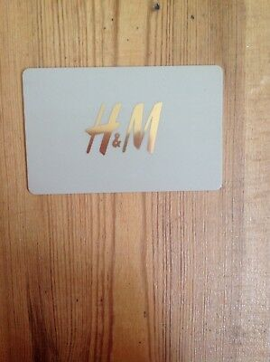 H&M £50 Gift Card