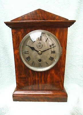 Raf. Officers  Mess  Room Clock - Dated 1939  -  Collection Only