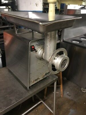 Univex Meat Grinder, 8-12 lbs. per minute Model MG89