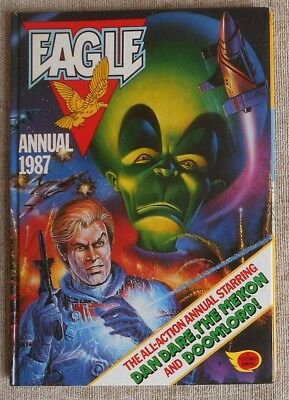Eagle Annual 1987: Very Good Condition